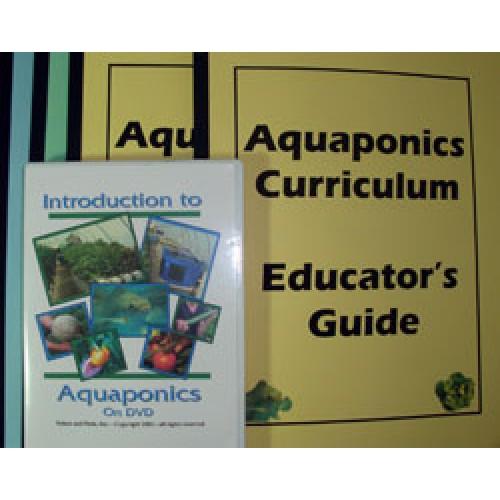 Aquaponics Curriculum DVD PLUS Package