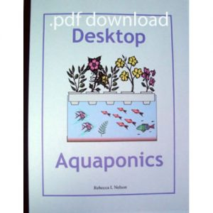 Electronic Desktop Aquaponics