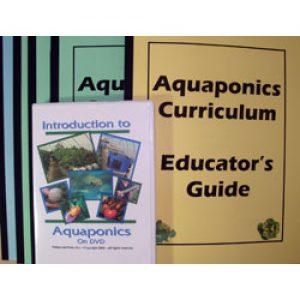 Home School Aquaponics Curriculum Package