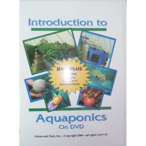 Introduction to Aquaponics Video - DVD PLUS