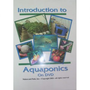 Introduction to Aquaponics Video on DVD