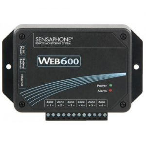 Web 600 Aquaponics Monitoring Package w/Sensors and Battery Back-Up
