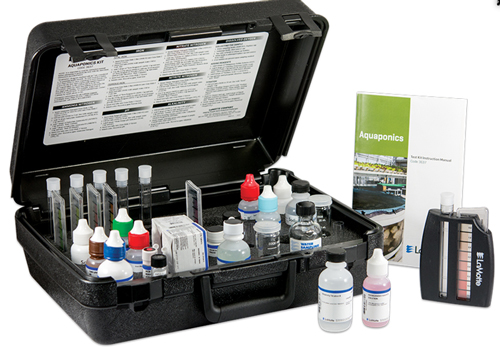 Aquaponics Water Quality Test Kit