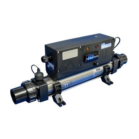 2kw Inline Water Heater, Titanium