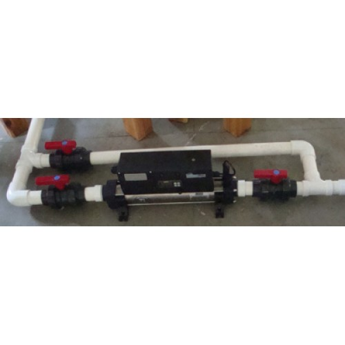 Inline Water Heater >> Installation Kit For Inline Water Heaters Nelson Pade Aquaponics