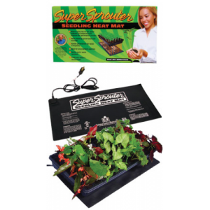 Super Sprouter Seedling Heat Mat