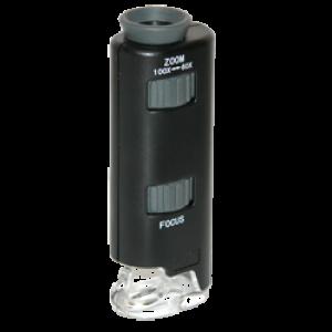 Portable LED MicroScope