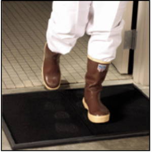 Sanitizing Footbath Mat