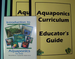 Curriculums for Teaching Aquaponics