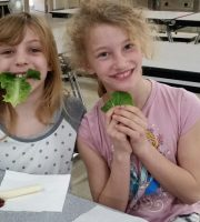 Nelson and Pade, Inc.® presents at 'Farmer in the Classroom'