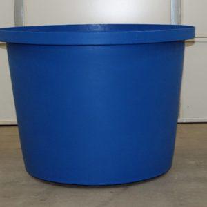100-gal fish tank for aquaponics