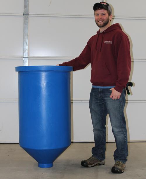 Tanks for Aquaponics