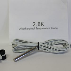 Temperature Sensor for monitoring in aquaponics