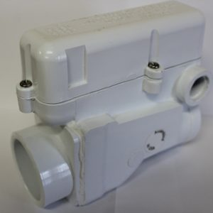 Water Flow Sensor for aquaponics