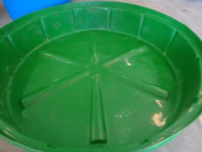 Large Round Tub