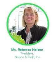 Nelson and Pade, Inc.® Co-Founder Rebecca Nelson to be Featured Speaker at Agroforum in Chicago, Illinois