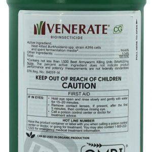 Venerate CG - Quart - Controls Thrips, mites, aphids