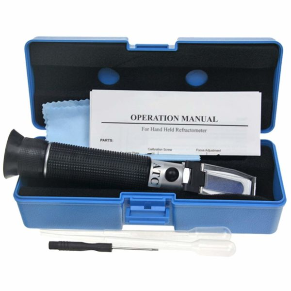 Refractometer for Measuring Salinity