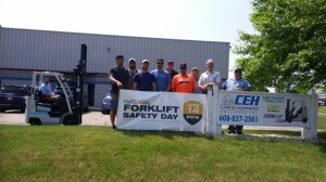 Forklift Safety Day 061416
