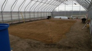Installation of Commercial Clear Flow Aquaponic System in Iowa