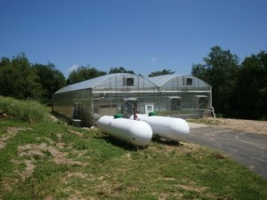 KP Simply Fresh Commercial Aquaponic Farm - A Nelson and Pade, Inc. Project